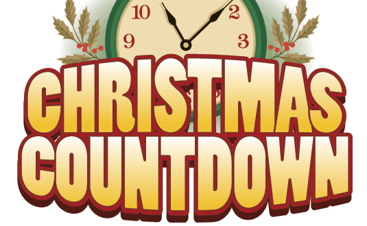 The Countdown to Christmas