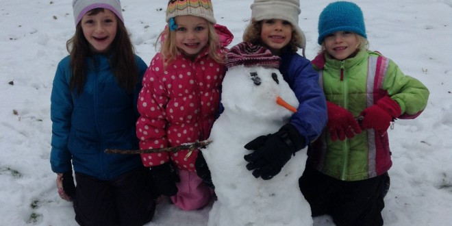 WANTED: Snowman Makers